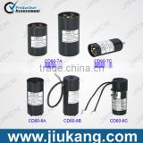 Motor Starter Capacitor (CD60 Series, with CE) ,sh capacitor