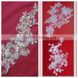 Wedding Lace Patches Embroidered