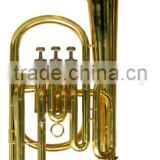 refuel bb tone Chinese tenor tuba brass wind instrument for sale