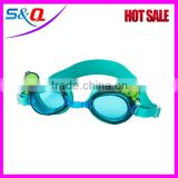 Factory Wholesale Anti-Fog lens Swim Goggles With Case                                                                         Quality Choice