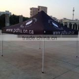 portable booth market stall tent OEM logo printing outdoor subimated custom printing gazebo tents for advertising