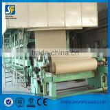 High Speed kraft paper making machine with competitive price