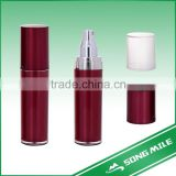 High end cosmetic bottles ,plastic jar for cosmetic