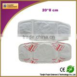 wholesale iron powder adhesive neck heat pad/ neck wrap