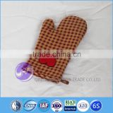 embroidered Cotton funny Oven Mitt