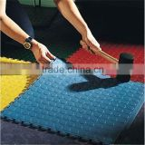 PVC Interlocking heavy duty Floor tile