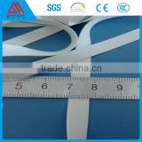 Shanghai Swimwear Elastic Rubber Tape Without Latex, Silicone Butyl Rubber Tape                                                                                         Most Popular