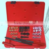 37PC RETHREADING TAP AND DIE SET