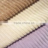solid dyed baby wale corduroy fabric wholesale for throw pillow