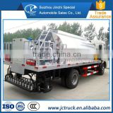 Manual Transmission Type and Diesel Engine small asphalt tanker truck manufacturer's price