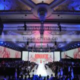 P4 full color led display screen stage background led video wall                                                                                                         Supplier's Choice