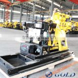 Really Hot!! Hydraulic 100-200m Water Well Drilling Machine