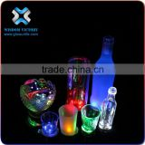 halloween Wedding Favors Led Cheap Factory Price UV Black Light Coaster Pager,led light sticker