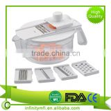High Quality Kitchen Plastic Grater Carrot Slicer
