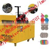 Chinese brand cheap price wire mesh scourer making machine whatsapp/wechat:0086 15589098768