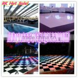 best sell manufacturer star light dance floor royal event decorations