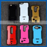 C&T Hybrid High Impact Protective Case Hard Armor Defender Case Cover for Motorola Moto X Play