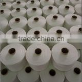 20/2 spun polyester yarn for sewing or dyeing on paper cone