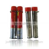EC certificated marine red hand flare signal