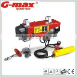 G-max General Industrial Equipment With CE/GS/EMC Electric Crane Hoist