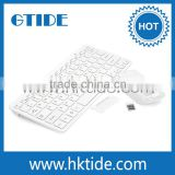 USB Wireless Keyboard and Mouse Combo for Tablet Laptop
