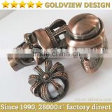 Stainless Steel /aluminium alloy home decorations metal crowns,Skullcandy welcome OEM designs