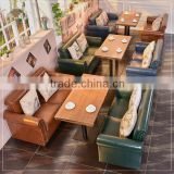 Selling well all over the world modern wooden indoor counter coffee shop furniture