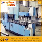 Small Semi-automatic and Mini Full Automatic Facial Paper Folding and Embossing Tissue Machine