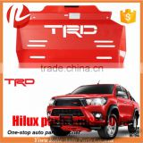 Engine chassis accessories engine protection plate COVER PANEL for toyota hilux revo 2015-2016