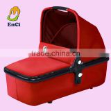 New arrival convertible red safety baby crib baby cot