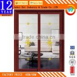 Factory Direct Sliding Closet Door Rollers High uality Aluminum Door Sills Windproof Comfortable Wadrobe Door Designs