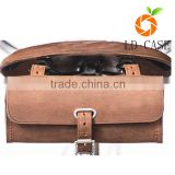 guangzhou factory bicycle tool bags/ vintage leather tool bags