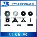 garden tool parts Grass Timmer parts 2 T, 3T, 40 T, 80 T , 60 T, 100 Teeth, 120 Teeth blade for brush cutters