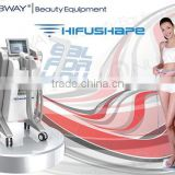 New Advanced Slimming Beauty System Hifu System Hifu Skin Tightening Body Shaping Ultrasound Hifu Korea Machine High Frequency