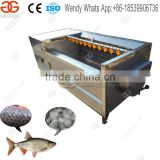 Stainless Steel Good Performance Fish Cleaning Machine