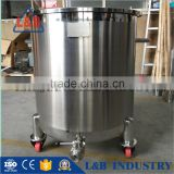 Industrial Steel Rain Water Storage Tank / Rain Water Barrel