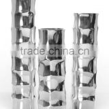 Wholesale Metal Flower Vases & Pots in Aluminium Metal With High Quality Polish Finish