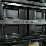 OEM thick ABS vacuum forming plastic tray for machinery