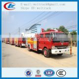 high performance dongfeng 4x2 3cbm water fire fighting truck for hot sale