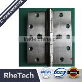 stainless steel heavy duty door cabinet furniture pin ball bearing hinge