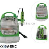 252pcs mini rotary tools kit and rotary accessories with Variable Speed(with GS/CE certification)