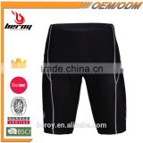 BEROY customized mountain wicking road bicycle shorts with cycling bottoms padded