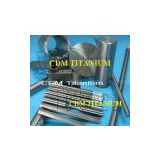 Titanium wire / rods / bars (round and square and rectangle and Hexagon)
