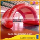 AOQI 2015 new products commercial inflatable arch tent for sale