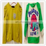 first grade quality Japan used chilren spring wear