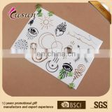 Flash Tattoo Gold Temporary Tattoos, Metallic Temporary Tattoo in China