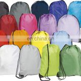 fashion promotional cotton drawstring shoe bags
