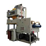 wheel barrow press deep drawing hydraulic press machine