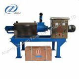 Good quality automatic poultry waste dewatering machine/chicken manure dryer/cow dung