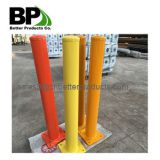 steel bollards/steel road bollards/steel railings
